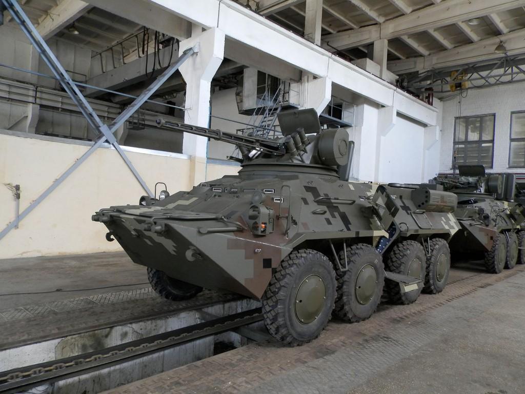 фото: В Чобиток, http://armor.kiev.ua