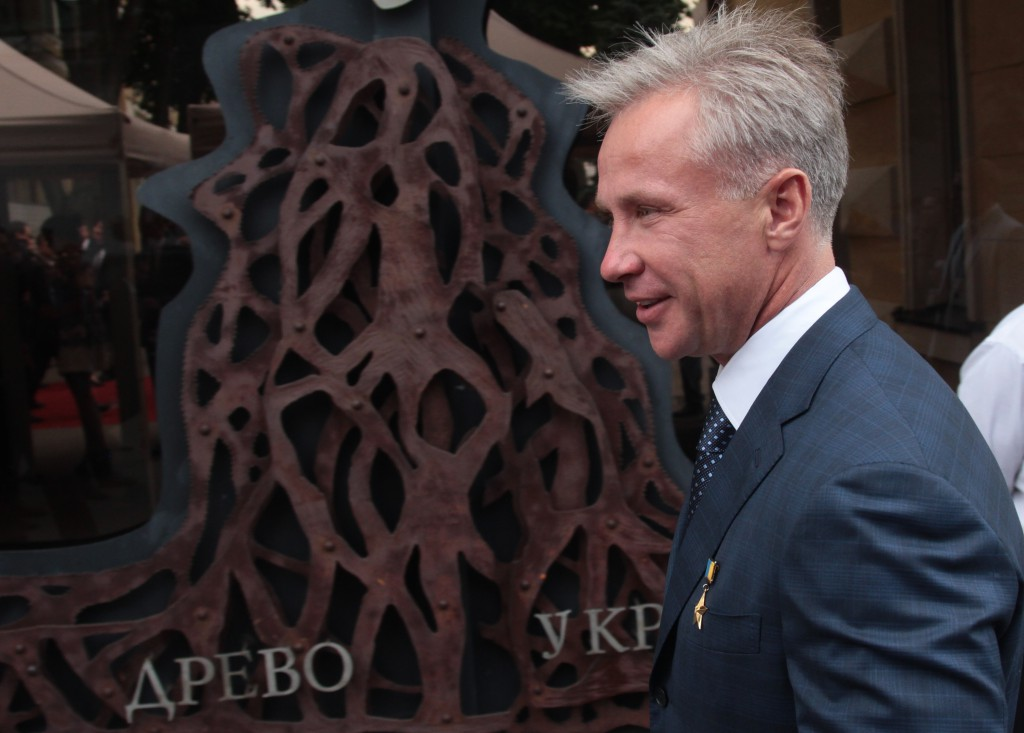владелец и глава правления «Мироновского хлебопродукта»