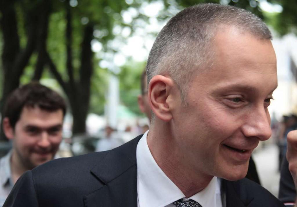 Ложкин стал главой Администрации Порошенко