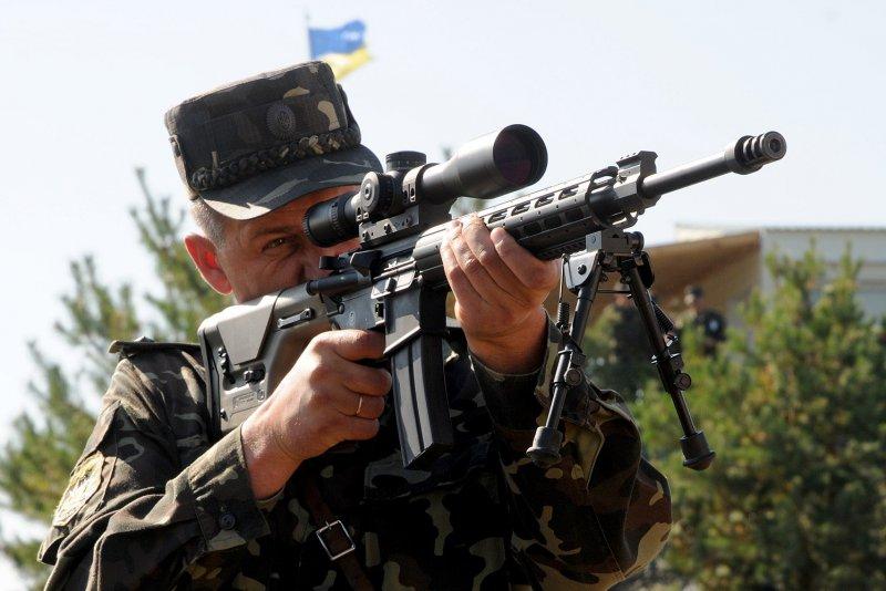 СМИ: Военные прогнали террористов с блокпоста под Рубежным