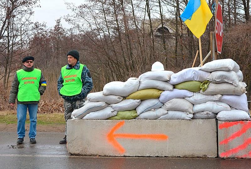 На границе Харьковской и Луганской областей появятся блокпосты