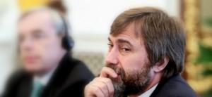 Вадим Новинский начал банкротство своего судостроительного завода