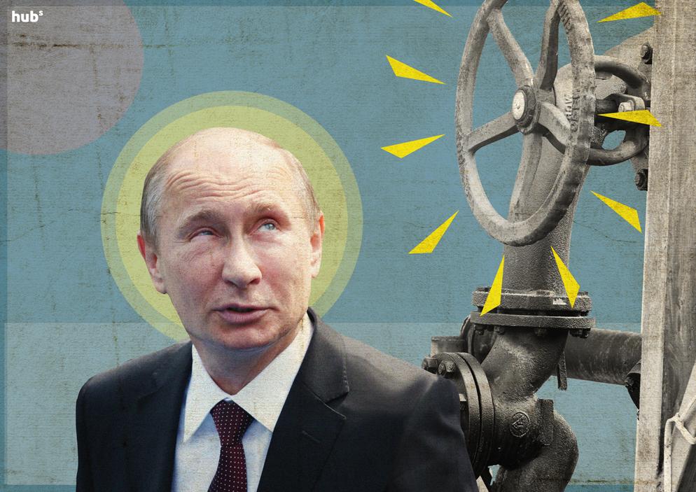 Как долго Путин будет зависеть от Украины