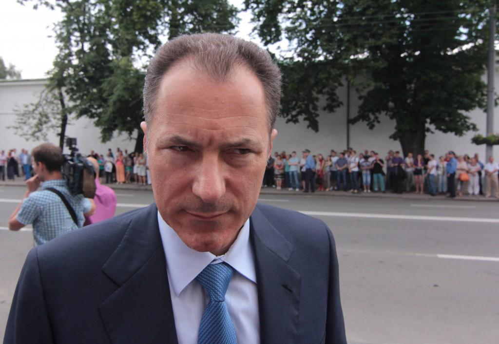 Экс-министр транспорта и связи Николай Рудьковский
