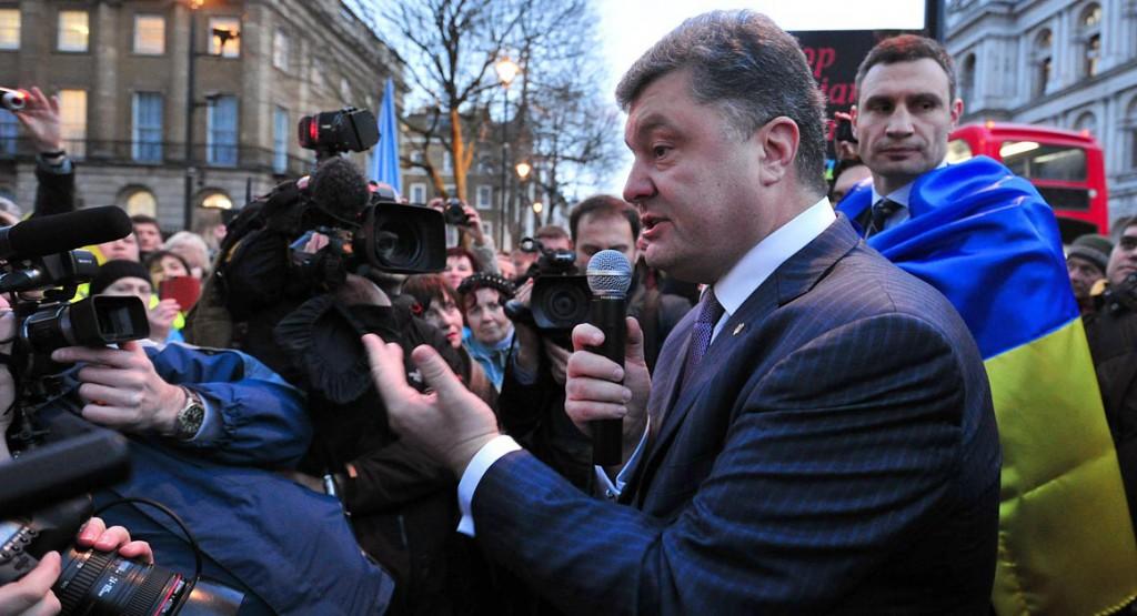 Порошенко - о бизнесе Ахметова и статусе Крыма