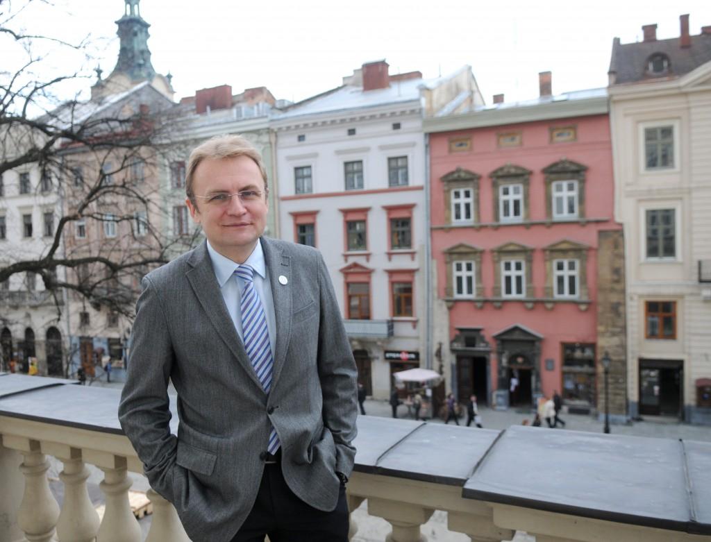 Андрей Садовый: Киеву нужно 8 лет, чтобы стать успешным