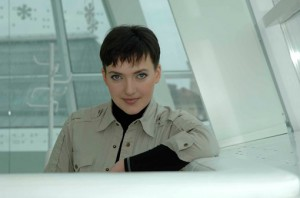 Первый день Надежды Савченко в Раде: трансляция