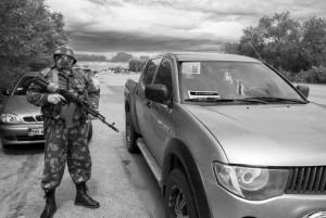 «На нужды  Луганской народной республики»