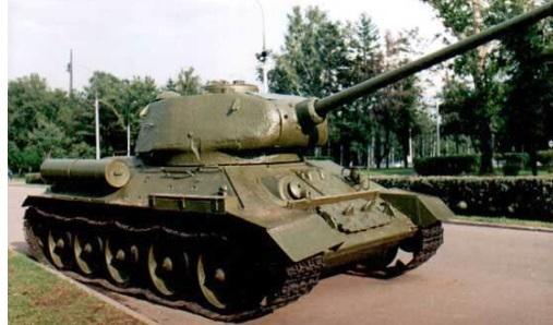 В Луганск сегодня въехала российская техника