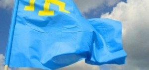 Татары отмечают День флага вопреки запрету