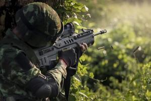 Террористы устроили силовикам засаду: один военный погиб