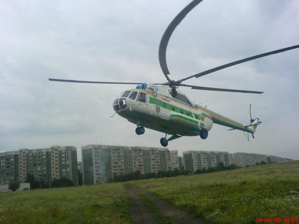 В Мелитополе заминирован военный аэродром