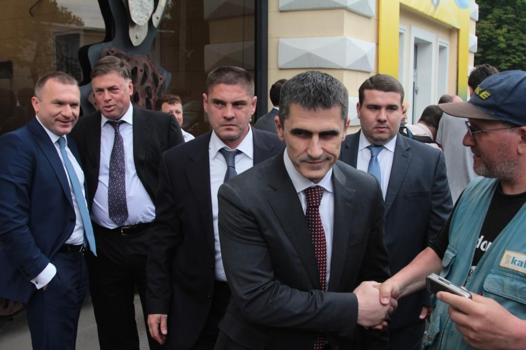 Первый вице-премьер-министр Виталий Ярема