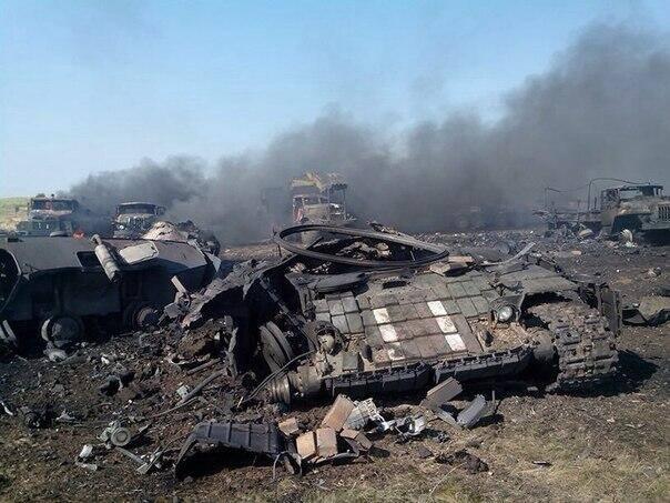 В Луганской области погибли 19 украинских военнослужащих, 93 - ранены
