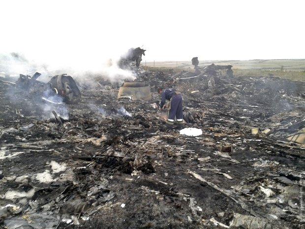 В Госдуме заявили: Не важно, кто сбил Boeing-777