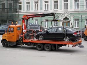 Киевсовет хочет вернуть эвакуаторы