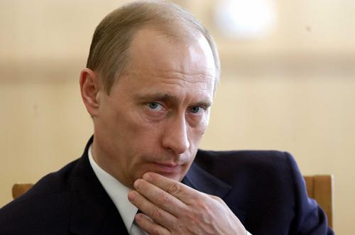 Путин: Журналистов пытаются убрать из зоны АТО