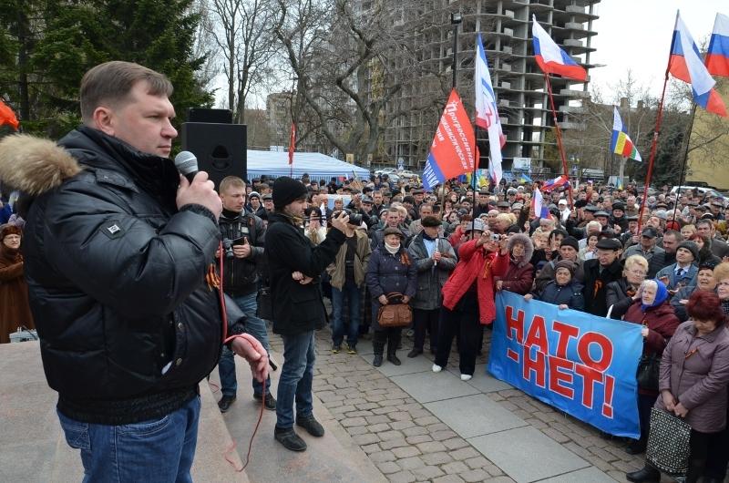 Задержан самопровозглашенный «мэр» Николаева