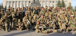 На Донбассе заканчивается АТО