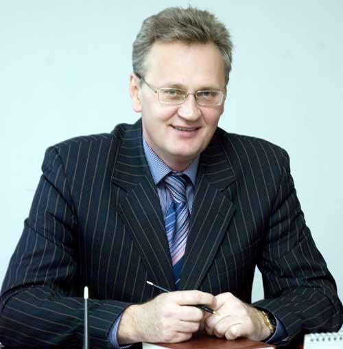 Главой Славянска стал «регионал» Самсонов