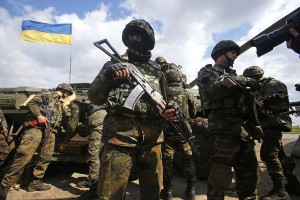 За прошлые сутки погибли 23 бойца батальона «Айдар»