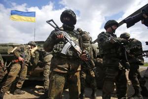 Из плена боевиков освободили 30 бойцов сил АТО