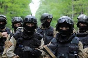 Литовская полиция поможет бойцам АТО
