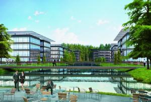 Киевсовет хочет отобрать землю у технопарка Bionic Hill