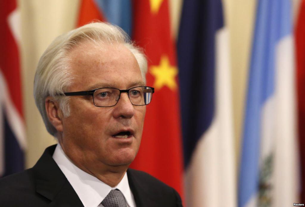 РФ представила свой проект резолюции СБ ООН по Boeing-777