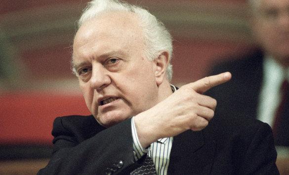 Умер экс-президент Грузии