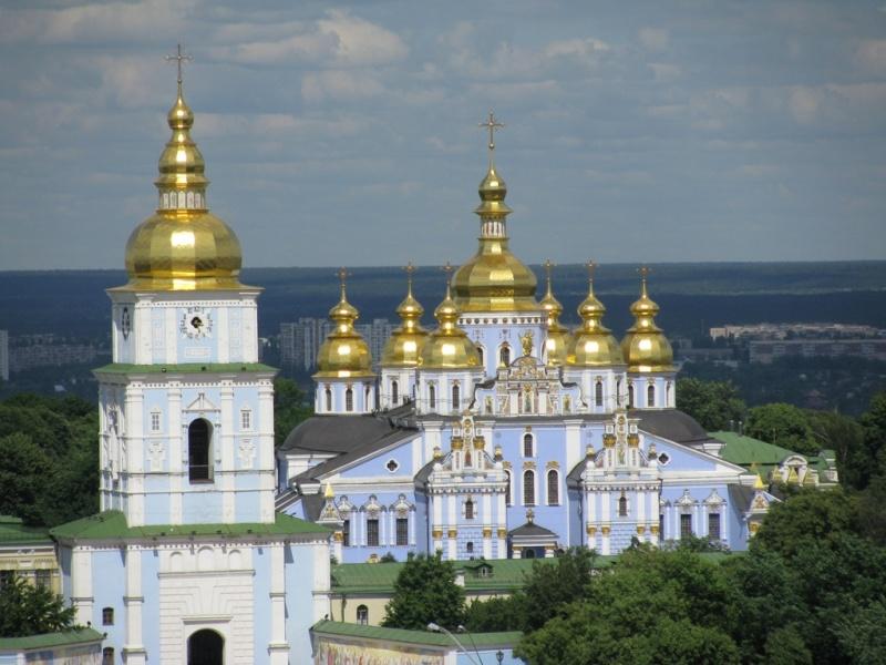 В Киеве собираются участники марша по случаю Дня добровольца