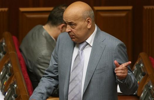Москаль пообещал для луганчан «метод пряника»