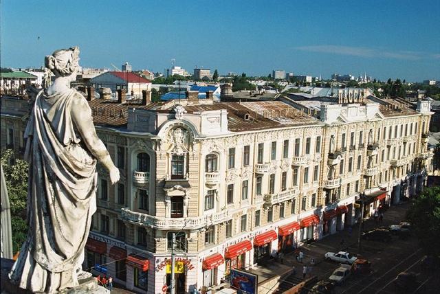 Взрыв в Одессе: пострадал один человек