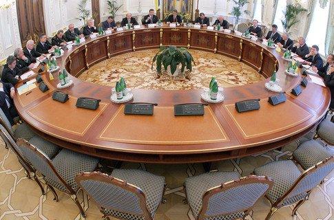 Президент планирует созвать заседание СНБО в ближайшее время