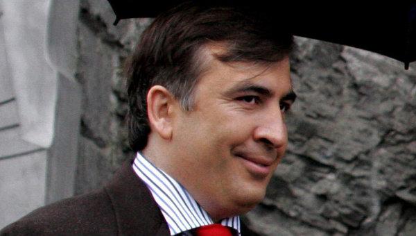 Саакашвили выступил в роли Робин Гуда