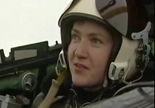 Консул Украины попытается встретиться с пленной летчицей Савченко