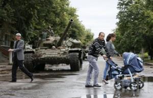СБУ сообщила о подозрении заммэра Славянска