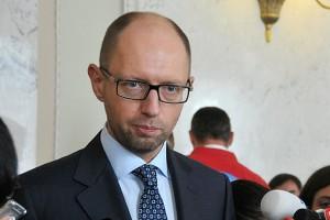 Яценюк: Ответственность за безопасность конвоя лежит на России