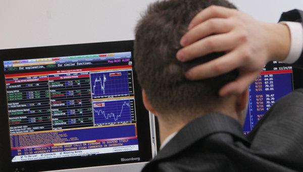 Рынок акций РФ открылся обвалом из-за санкций США
