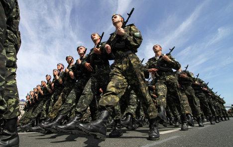 В Украине вводят военную трудовую повинность