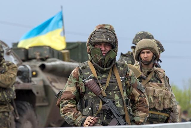 Силы АТО взяли в плен 35 боевиков