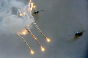 ВВС Израиля нанесли удары по объектам ХАМАС