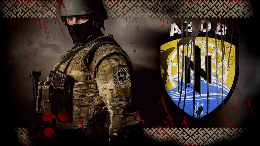 Командиром полка «Азов» назначен Андрей Билецкий