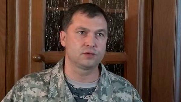 Глава ЛНР Болотов издал указ о роспуске «правительства»