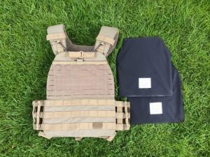 Бойцы АТО получат от Великобритании тысячу бронежилетов