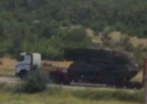 Боевики заметают следы: «Бук» вывезли в Россию