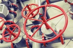Поставки российского газа в Украину предлагают сократить на 30%