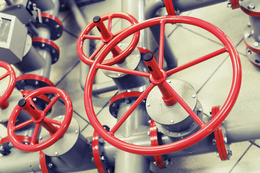 Украина в июле сократила транзит российского газа на 33%