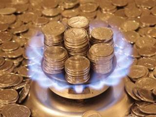 Поставки газа в Словакию сократились на 10%