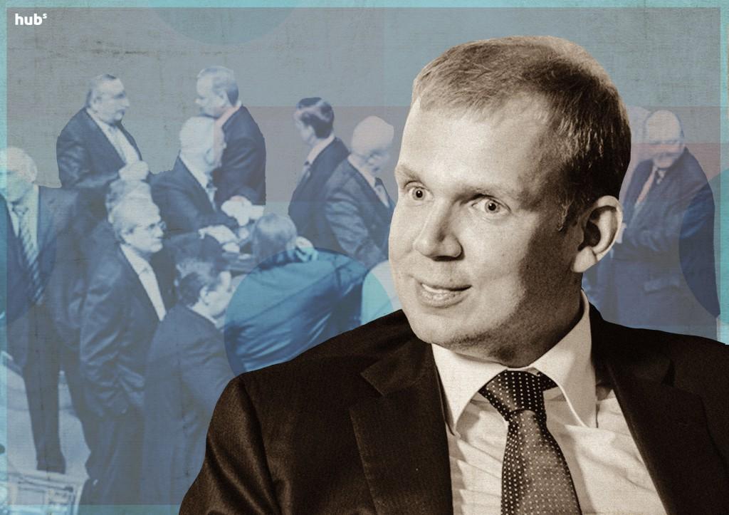Кто вошел в депутатскую группу, которую  связывают с Курченко